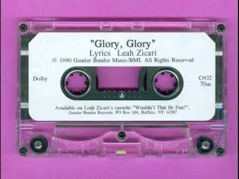 "Leah Zicari -- ""Glory Glory,"" an Early GLBT Anthem -- Story & Music"