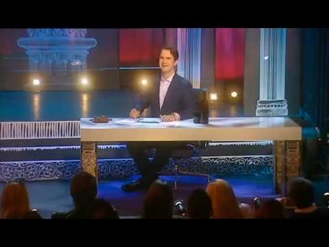 Jimmy Carr - Would You Fuck Your Dad To Save Your Mom [ In Concert 2008] video