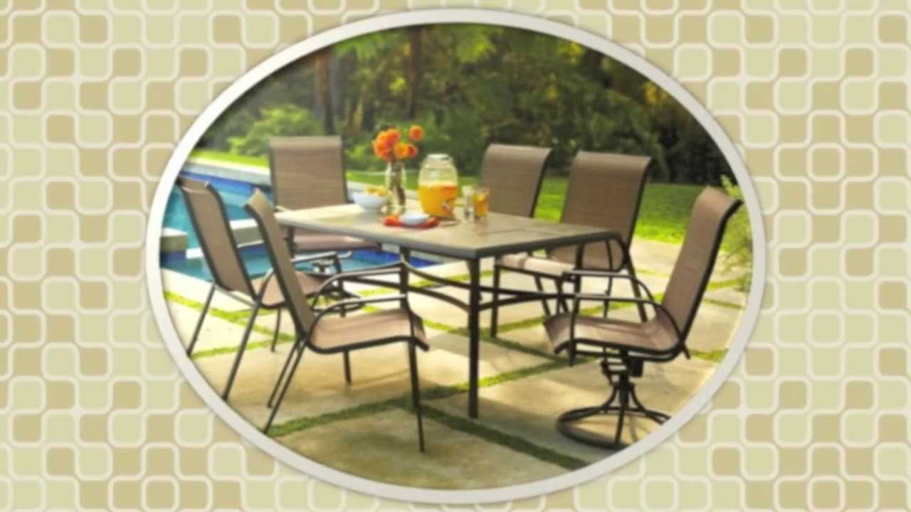Kohls Coronado Rectangular Tile Top Dining Table YouTube
