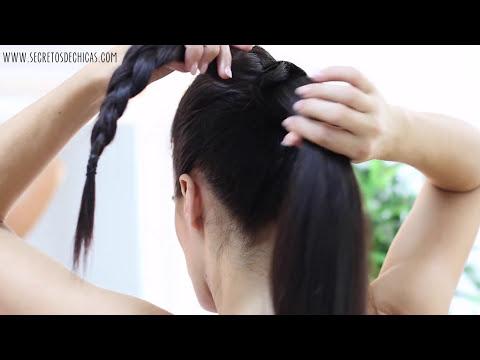 5 Peinados faciles con trenzas para cada día
