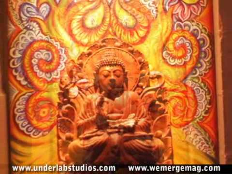 Art Basel 2008 - Alex Grey Exhibit - Interview with a Master