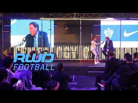Harry Redknapp Talks QPR, England, Frank Lampard, Real Madrid & More...