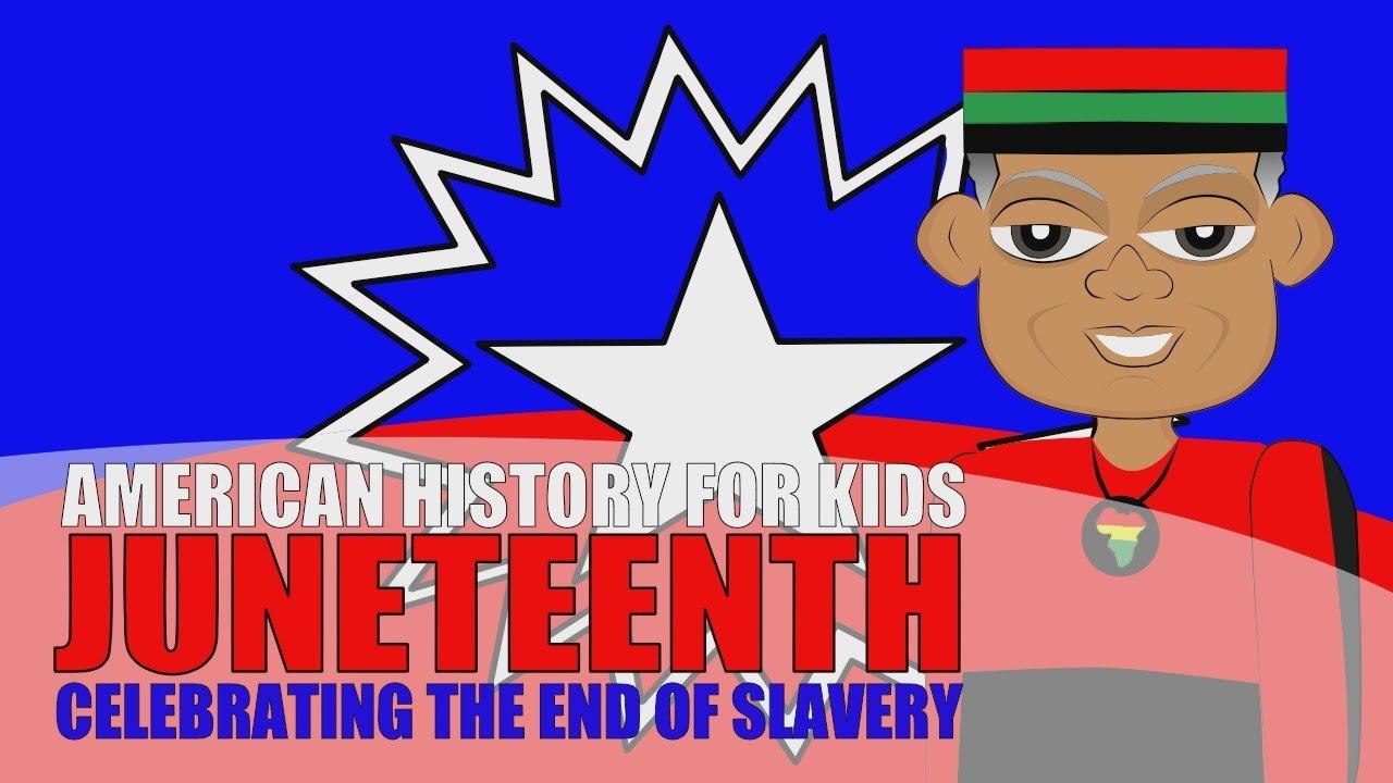 Watch Cartoons Online Juneteenth Celebration Educational Video For
