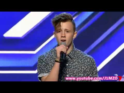Harry Targett - The X Factor Australia 2014 - AUDITION