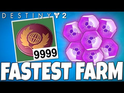 Destiny 2 - FASTEST CHEST FARM EVER GLITCH - Game Breaker - Easy Engrams, Tokens, Shaders & More!!