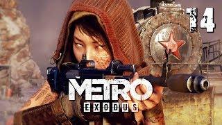 """Let's Play Metro Exodus #14 (PC) ~ """"GIUL IS EEN PITTIGE CHICK!"""" ~ Nederlands, HP OMEN X (2K)"""