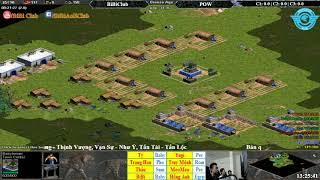 AoE 44 Random BiBiClub vs Liên Quân Pow Ngày 28-02-2018