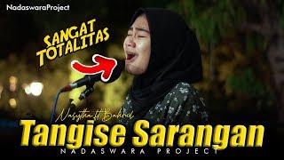 Tangise Sarangan - Saraswati Live Cover Nasytha ft Bahrul Nadaswara Project