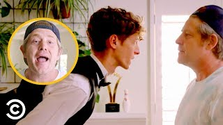 Jason Nash Confronts His Internet Bully - Second Chances with Jason Nash