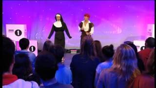Sara Cox and Dave Vitty live from the Edinburgh Festival