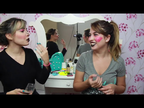 ♡ Desafio da Maquiagem com Fabi Santina