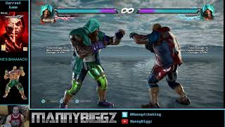 Dealing With Marduk's Tackle - Manny Biggz Tutorial
