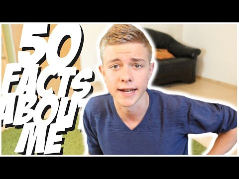 50 RANDOM FACTS ABOUT ME - uFoneTV