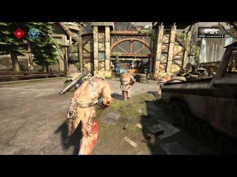 Gears of War 4 - Gameplay #2 (beta)