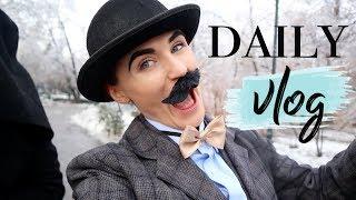 Daily vlog | Balaban cu mustati si 20 kg in plus, cumparaturi la Ikea si-un pic de Buzau