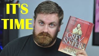 Book Review: Grey Sister by Mark Lawrence