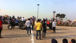 Tractor tochan in punjab swaraj 855 vs ace