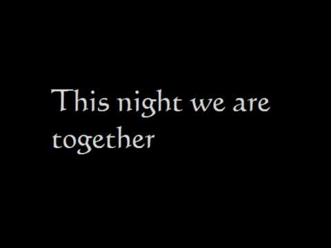 Billy Joel This Night lyrics