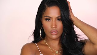 MY SUMMER TIME MAKEUP ROUTINE | MAKEUPSHAYLA