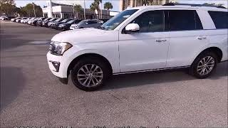 Used 2018 Ford Expedition Limited Near Fort Myers and Cape Coral