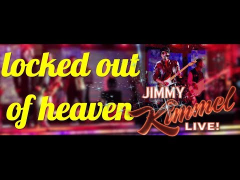 Bruno Mars- Locked Out Of Heaven- LIVE -