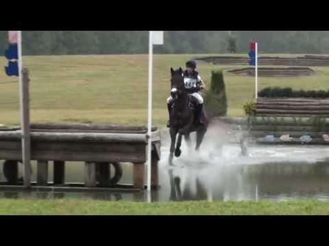 Alexandra Green & Fernhill Cubalawn Poplar Place CIC & Horse Trials September 2013