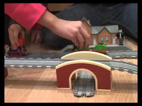 Dora Lana i Luka - predstava Tomica vlakic.mp4