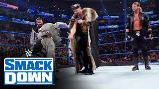"King Corbin, Dolph Ziggler and Robert Roode add ""The Big Dog"" to the pack: SmackDown, Nov. 15, 201.."
