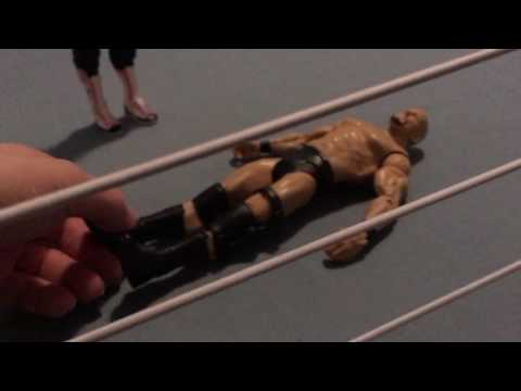 Toys;Stone Cold and Bret Hart Battle Pack Review