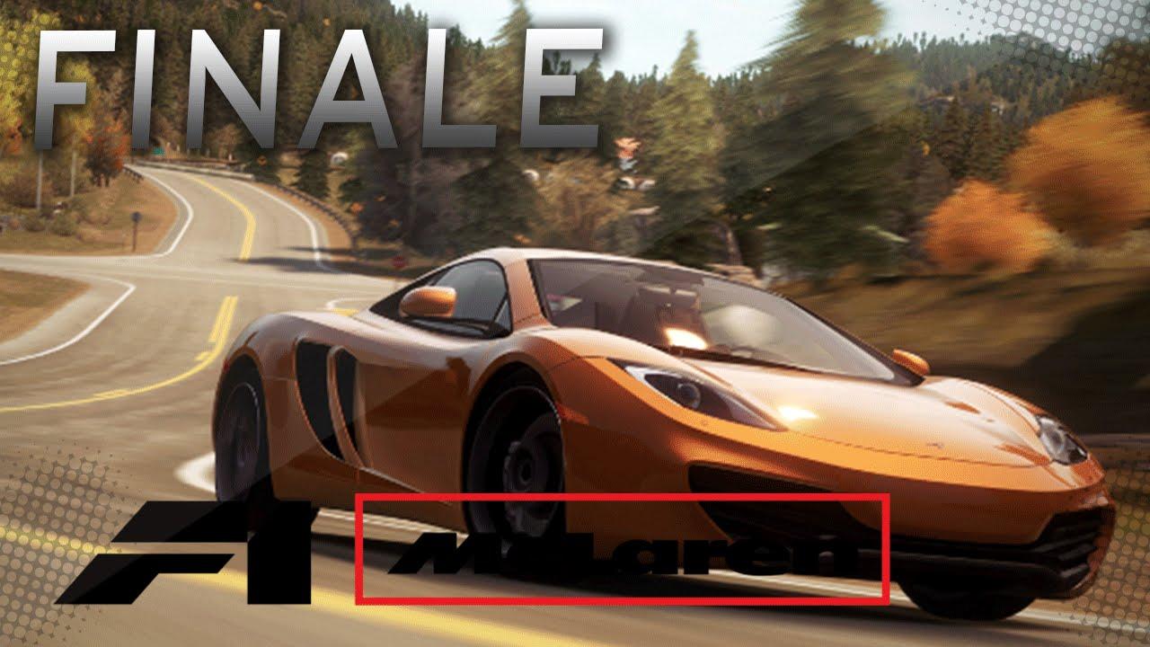 Forza Horizon 2 Forza Finale McLaren P1 YouTube