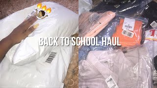 HUGE BACK TO SCHOOL TRY-ON HAUL 2018!!