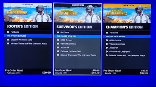 PUBG Finally on PS4 playstation 4😍😍😍😍  PUBG Trailer Pre order now
