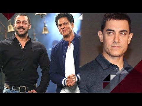 Aamir Khan Comments On Shah Rukh Khan And Salman Khan | Bollywood News