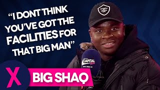 Big Shaq Responds To Your Comments On His