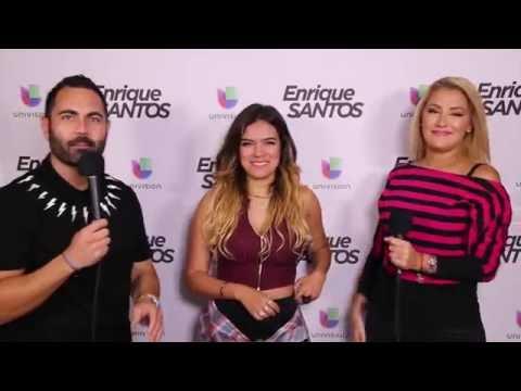 Karol G en los ensayos de Premios Juventud 2016 videos