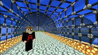 Minecraft: Sphere City tour and AntVenom!!