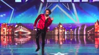 Britain's Got Talent - Energetic Bollywood dance from Rafi Raja