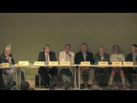 Santa Monica City Council Candidate 9/22/2014 debate