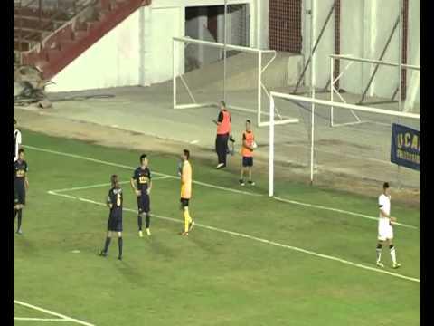 COPA: UCAM Murcia 1 - Eldense 1 (10-09-14)