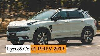 2019 Lynk&Co 01 PHEV review