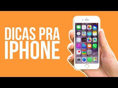 10 DICAS PRA iPHONE | 10QualquerCoisa