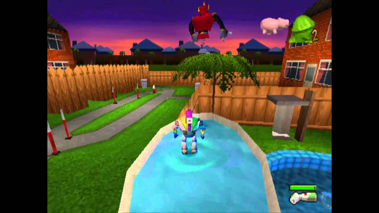 Case Of Toy Story Games : Nostalgia let s play toy story action game level