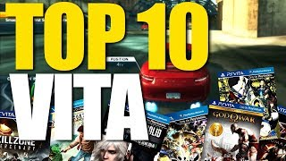 10 Games that make you proud to be a Playstation Vita owner
