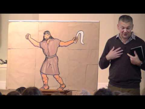 Children's Talk - Samson