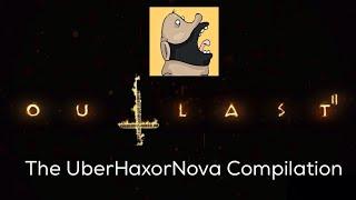 UberHaxorNova's Outlast 2 Funny Jumpscares Compilation