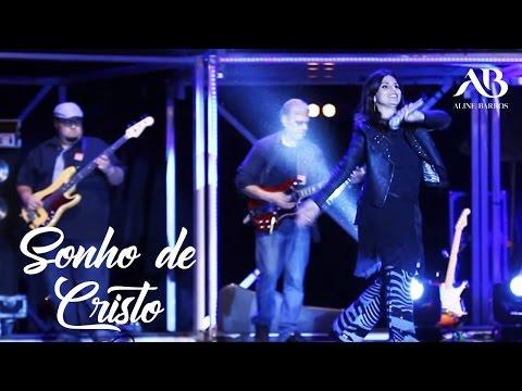 Aline Barros - Sonho De Cristo (part. Nicolas Barros) - Tour 20 Anos Em Barretos sp video