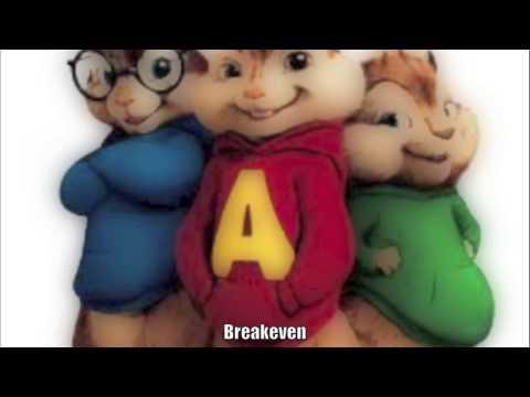 Alvin & The Chipmunks - Breakeven (The Script)