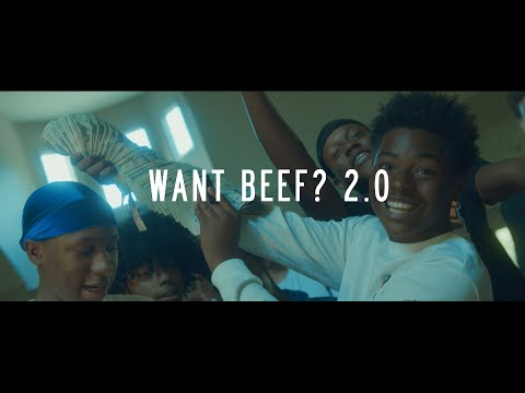 "YSN Flow - ""Want Beef? 2.0"" (Official Music Video)"