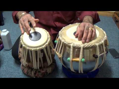 Tabla Lesson Dadra - 6 Beats video