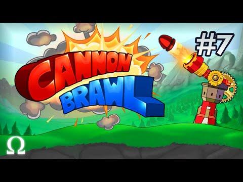 DRILLIN' DEEP, LASER LIGHT SHOW! | Cannon Brawl #7 W/Satt